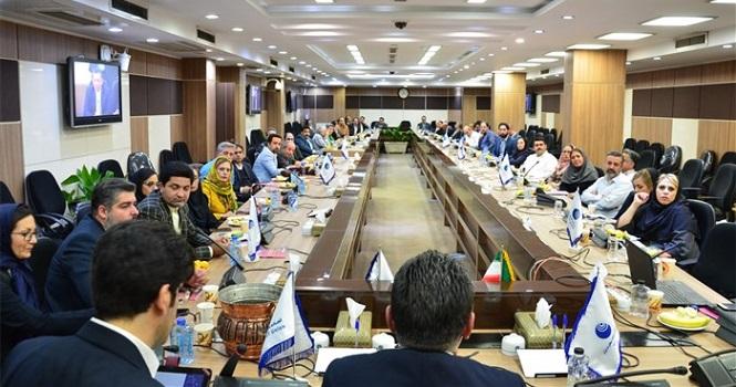 انتخابات کمیسیون های تخصصی اتحادیه صادرکنندگان صنعت مخابرات ایران برگزار شد