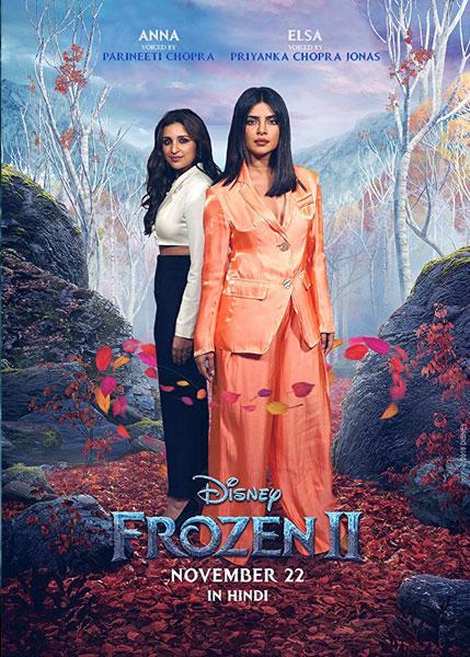 معرفی انیمیشن فروزن 2 / Frozen II دیسنی ؛ پرفروش ترین فیلم سینمایی هفته آمریکا