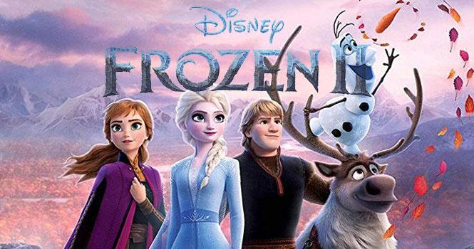 معرفی انیمیشن فروزن 2 / Frozen II دیسنی؛ پرفروش ترین فیلم هفته با فروش 350 میلیون دلار