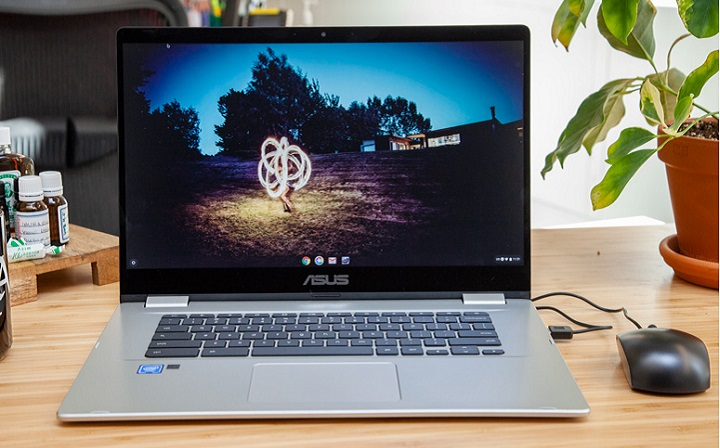 ایسوس کروم بوک سی 523 (Asus Chromebook C523)