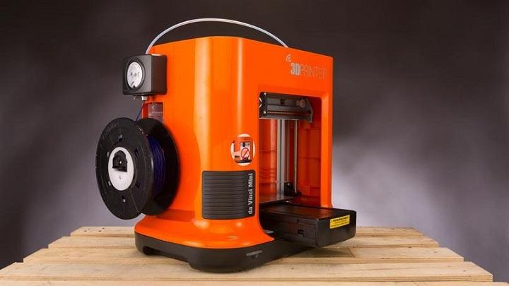 داوینچی مینی 3D پرینتر (DA Vinci Mini 3D Printer): بهترین پرینتر 3 بعدی برای افراد مبتدی