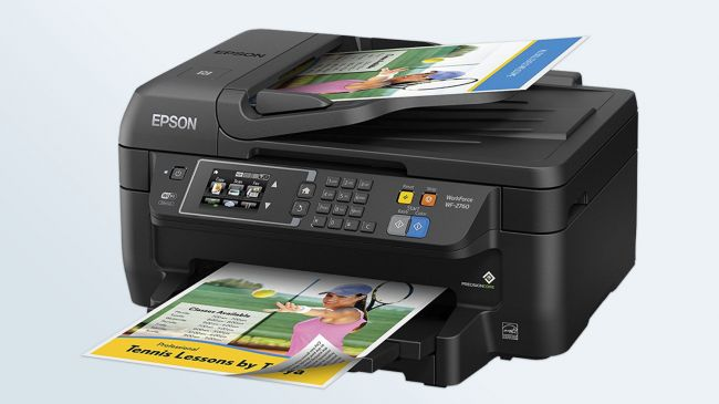 اپسون وورک فورس دبلیو اف - 2760 (Epson WorkForce WF-2760)