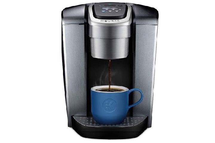 بهترین قهوه ساز تک فنجانی: کیوریگ کی – الیت (Keurig K-Elite)بهترین قهوه ساز تک فنجانی: کیوریگ کی – الیت (Keurig K-Elite)