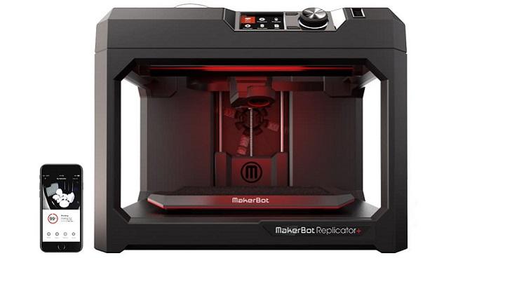 میکربات رپلیکیتور پلاس (Makerbot Replicator +)