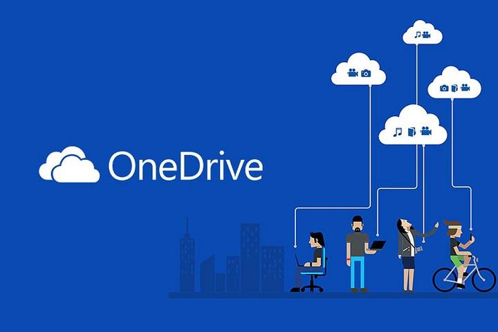 وان درایو (OneDrive)