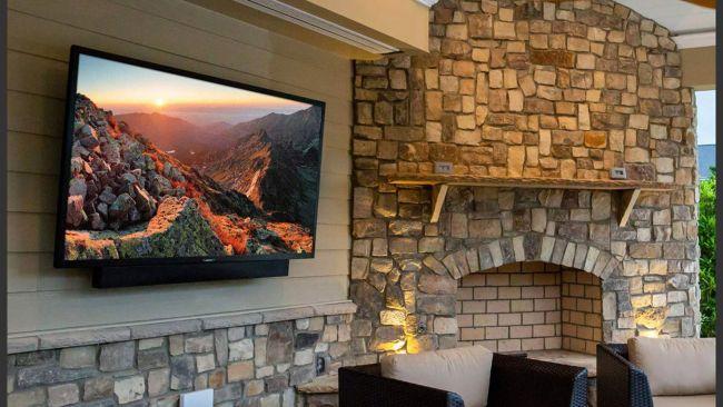 سان برایت تی وی سری وراندا (SunBriteTV Veranda Series): بهترین تلویزیون جهان برای استفاده در فضای باز