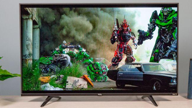 تی سی ال سری 5 روکو اسمارت 4K تی وی (TCL 5-Series Roku Smart 4K TV): بهترین تلویزیون 4K زیر 500 دلار