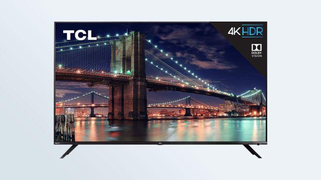 تی سی ال سری 6 65 اینچی روکو تی وی (TCL 6-Series 65-inch Roku TV): یک نمایشگر بزرگ با ارزش اقتصادی بسیار بالا