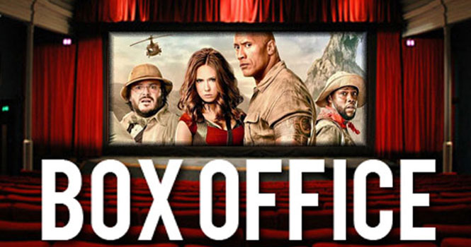 پرفروش ترین فیلم های هفته (9 تا 15 دسامبر)/جدول فروش فیلم های در حال اکران