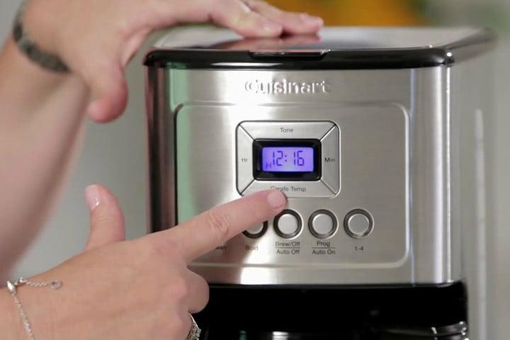 بهترین قهوه ساز قابل برنامه ریزی: کوئیزین آرت دی سی سی - 3200 (Cuisinart DCC-3200)