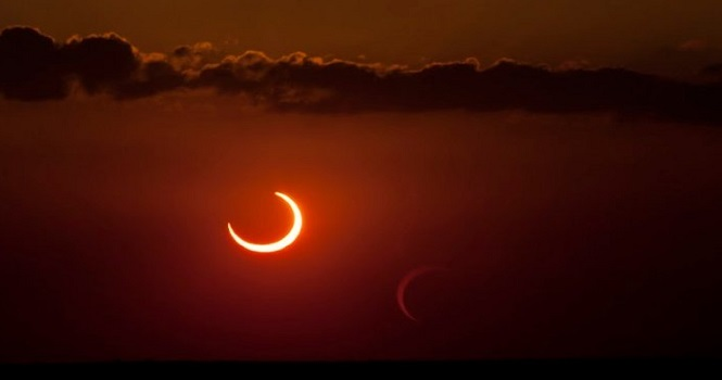 خورشید گرفتگی حلقوی ۵ دی ماه ۹۸ ؛ راهنمای رصد آخرین کسوف سال 2019