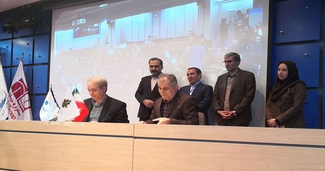 سازمان فضایی ایران با صندوق بیمه کشاورزی تفاهمنامه همکاری امضا کرد