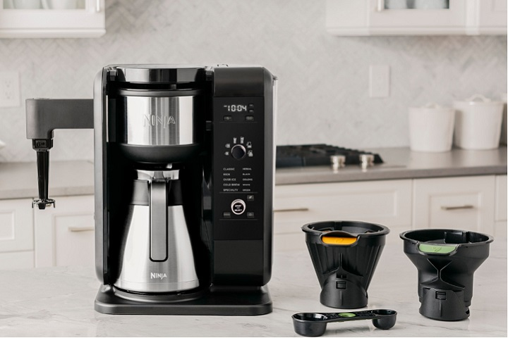 بهترین قهوه ساز همه کاره: نینجا هات اند کولد برود سیستم (Ninja Hot and Cold Brewed System)