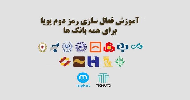 آموزش فعال سازی رمز دوم پویا همه بانکها ؛ اپلیکیشن دریافت رمز دوم یک بار مصرف بانکها کدامند؟