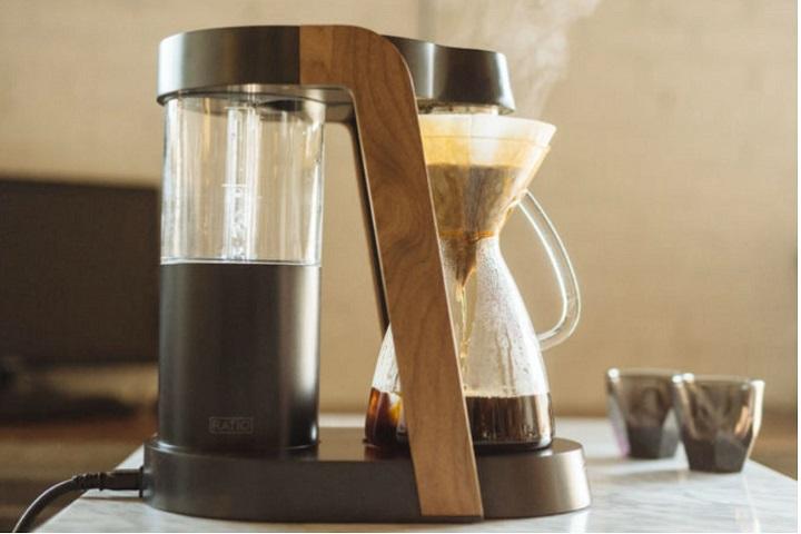 بهترین قهوه ساز از نظر ظاهر: ریشیو ایت (Ratio Eight)