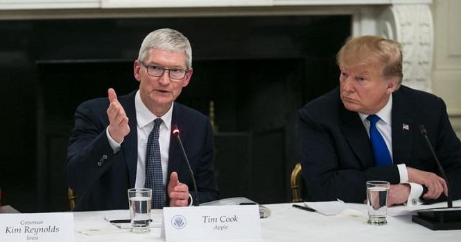 درآمد تیم کوک مدیرعامل اپل فاش شد ؛ دستمزد CEO اپل در سال 2019 چقدر بود؟