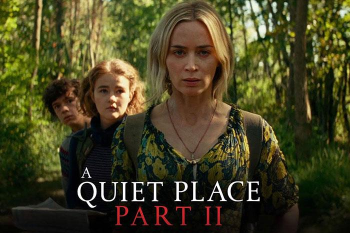 یک مکان ساکت بخش دوم (A quiet Place Part 2)