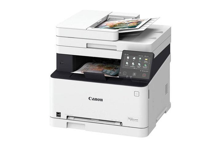 بهترین پرینتر رنگی لیزری برای عکس: کانن کالر ایمیج کلس MF634Cdw (Canon Color imageClass MF634Cdw)