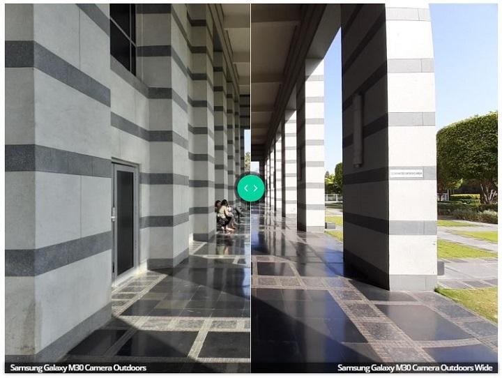 بررسی مشخصات فنی سامسونگ گلکسی M30 : دوربین