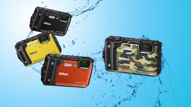 نیکون کول پیکس دبلیو 300: یک دوربین کامپکت مقاوم برای عکاسی در اعماق آب