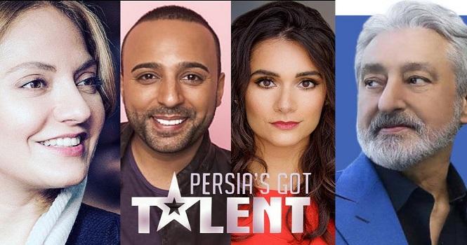 برنامه پرشیاز گات تلنت ؛ همه چیز درباره برنامه استعدادیابی Persia's Got Talent