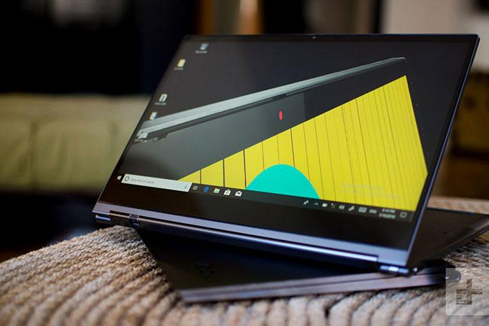 بهترین لپ تاپ با قابلیت اتصال و حمل آسان؛ لنوو یوگا سی ۶۳۰