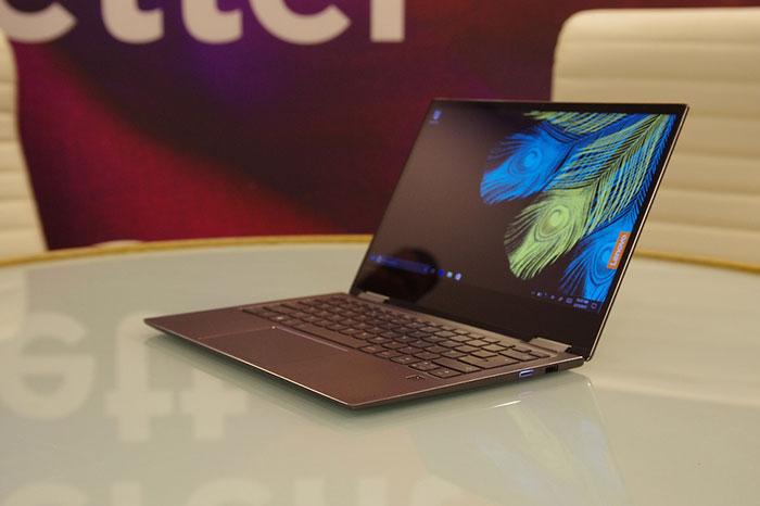 بهترین لپ تاپ تبدیل شونده (۲ در ۱): لنوو یوگا ۷۲۰