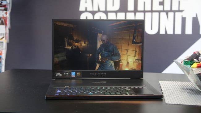 ایسوس روگ زفیروس اس جی ایکس 701: بهترین لپ تاپ گیمینگ ایسوس