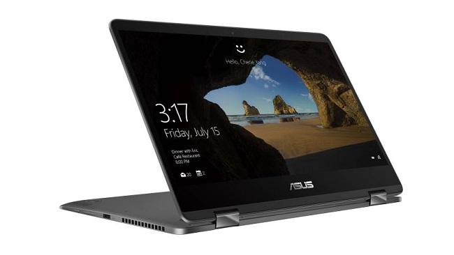 ایسوس زن بوک فلیپ 14: یک لپ تاپ 2 در 1 با سخت افزارهای کارآمد