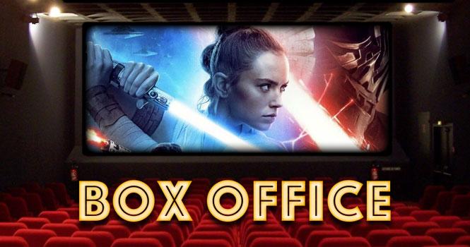 پرفروش ترین فیلم های هفته اول سال 2020 ؛ صدرنشینی جنگ ستارگان