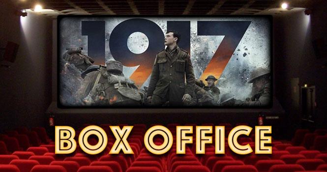 پرفروش ترین فیلم های هفته دوم سال 2020 ؛ صدرنشینی 1917