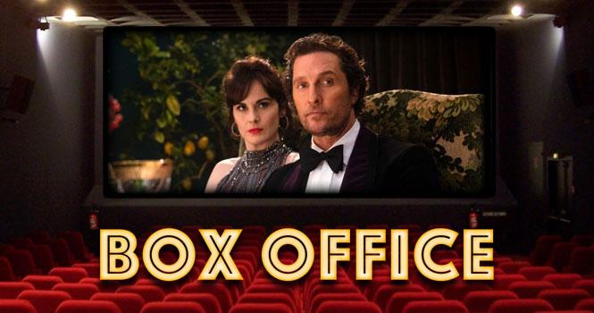پرفروش ترین فیلم های هفته چهارم سال 2020 ؛ صدرنشینی مجدد پسران بد 3