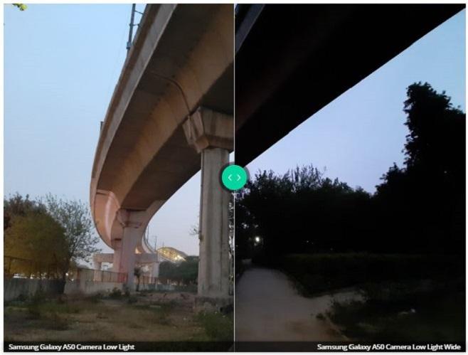 مشخصات فنی سامسونگ گلکسی A50 : دوربین