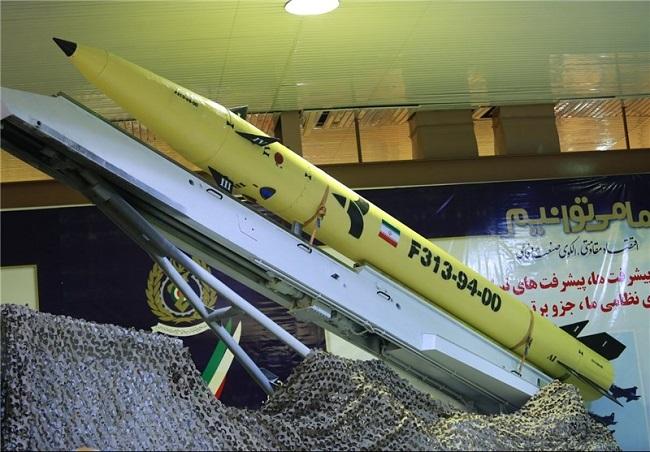 موشک فاتح ۳۱۳