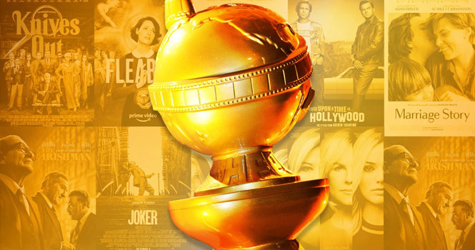 لیست کامل برندگان گلدن گلوب 2020 ؛ برگزیدگان سینما در 77 Golden Globe