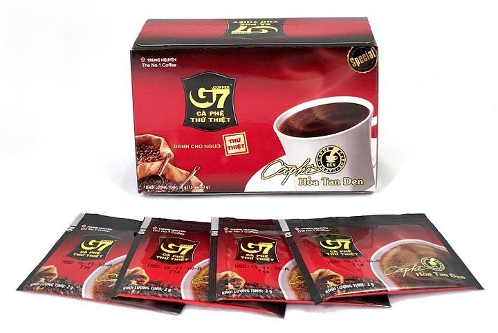 یک روش دیگر: قهوه فوری
