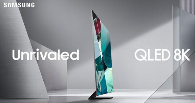 معرفی تلویزیون های NEXTGEN ؛ نسل جدید تلویزیون های QLED 8K سامسونگ