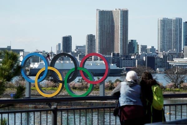 لغو المپیک 2020 به دلیل ویروس کرونا