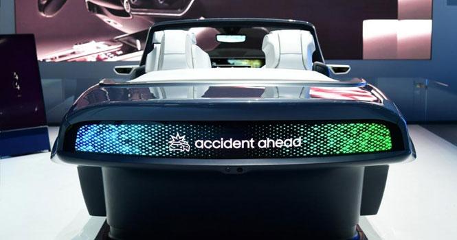 اتاق خودروی هوشمند مبتنی بر تکنولوژی 5G سامسونگ رونمایی شد