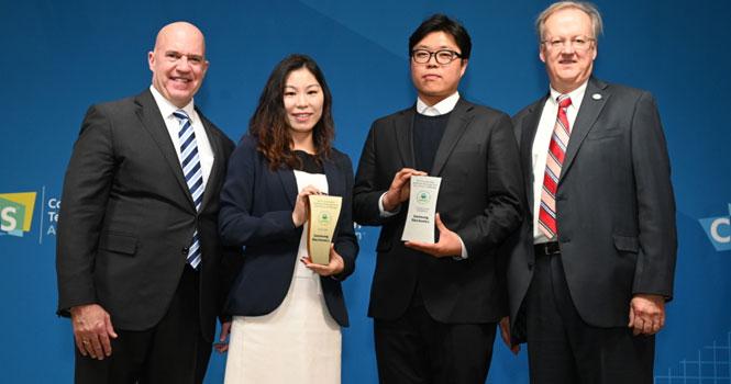 آغاز سال 2020 سامسونگ با سه جایزه در زمینه تعهد به حفظ محیط زیست در SMM