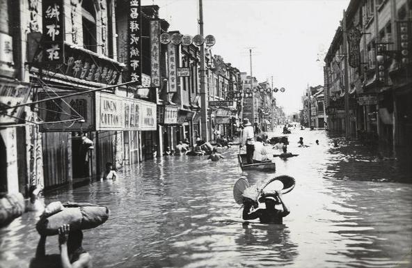 سیلاب 1887