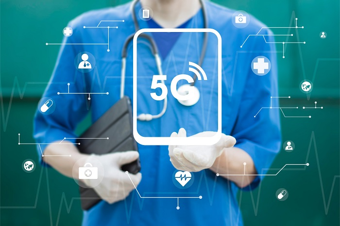 سلامت و 5G