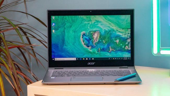 ایسر اسپین 5: یک لپ تاپ قدرتمند اما در ظاهر رده متوسط