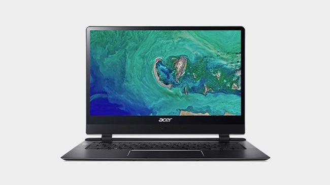 ایسر سوئیفت 7: باریکترین لپ تاپ جهان