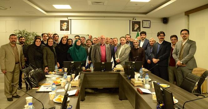 اعضای هیات مدیره اتحادیه صادرکنندگان صنعت مخابرات ایران مشخص شد