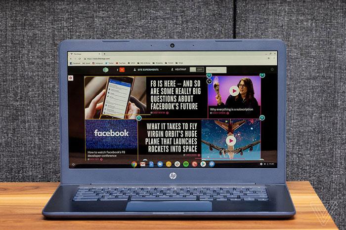 اچ پی کروم بوک ۱۴ (HP Chromebook 14)