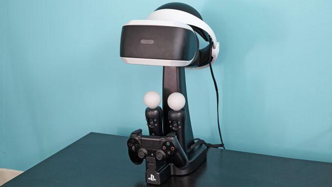 پلی استیشن وی آر: بهترین عینک واقعیت مجازی برای کنسولهای بازی