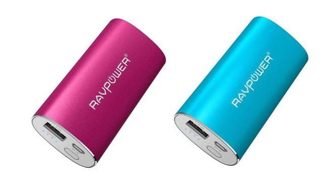 راوپاور 6700 پرتبل چارجر: پاوربانکی با باتری بزرگ و رنگهای زیبا