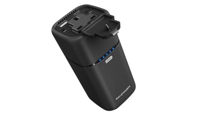 راوپاور یونیورسال پاوربانک تراول چارجر 20100 میلی آمپر ساعتی: یک شارژر همراه خوب برای تغذیه باتری لپ تاپ
