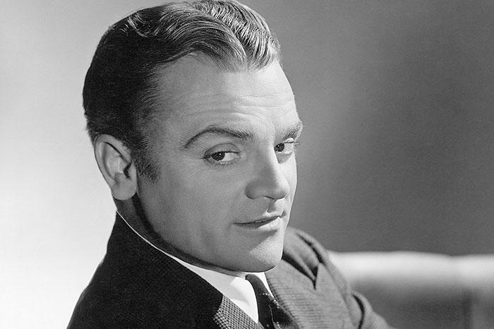9. جیمز کاگنی (James Cagney)